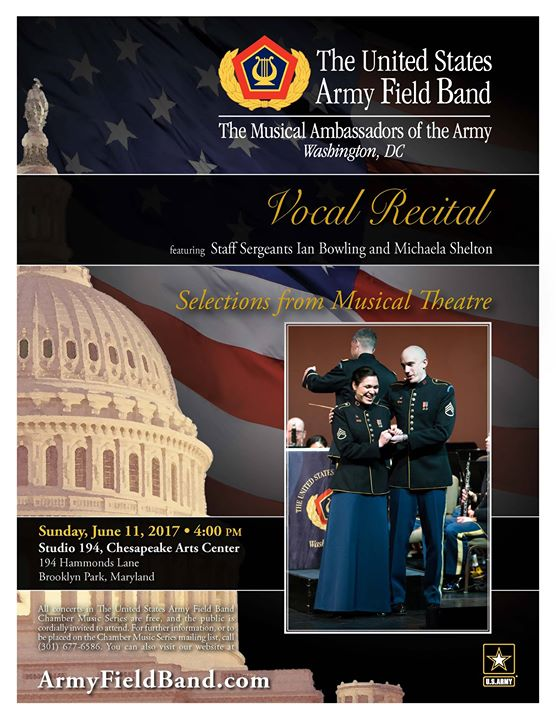 Image result for The U.S. Army Field Band Chamber Music Series
