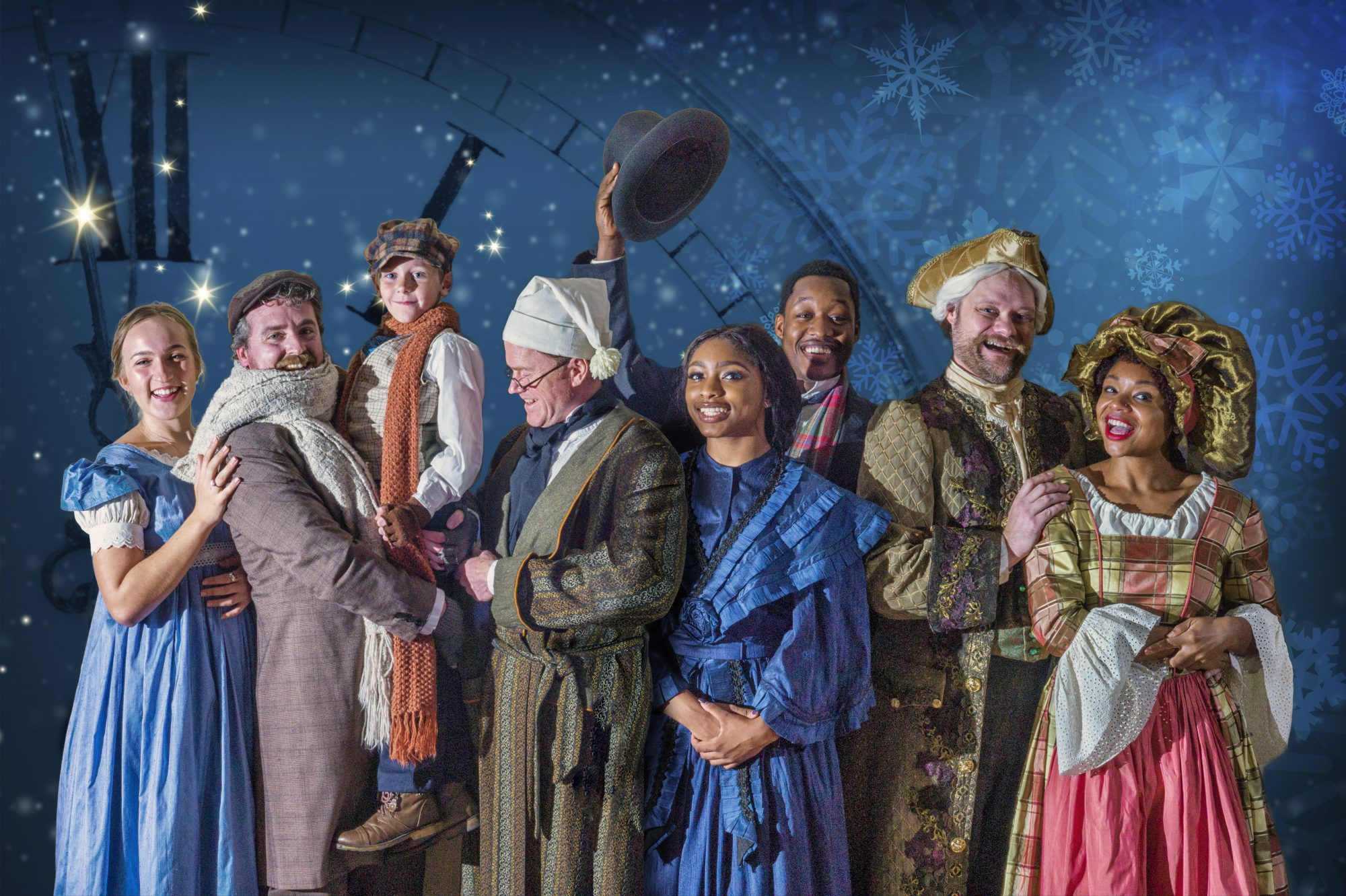 New Adaptation Of A Christmas Carol Premieres At Virginia Stage Nightout Friday Outwire757 Com