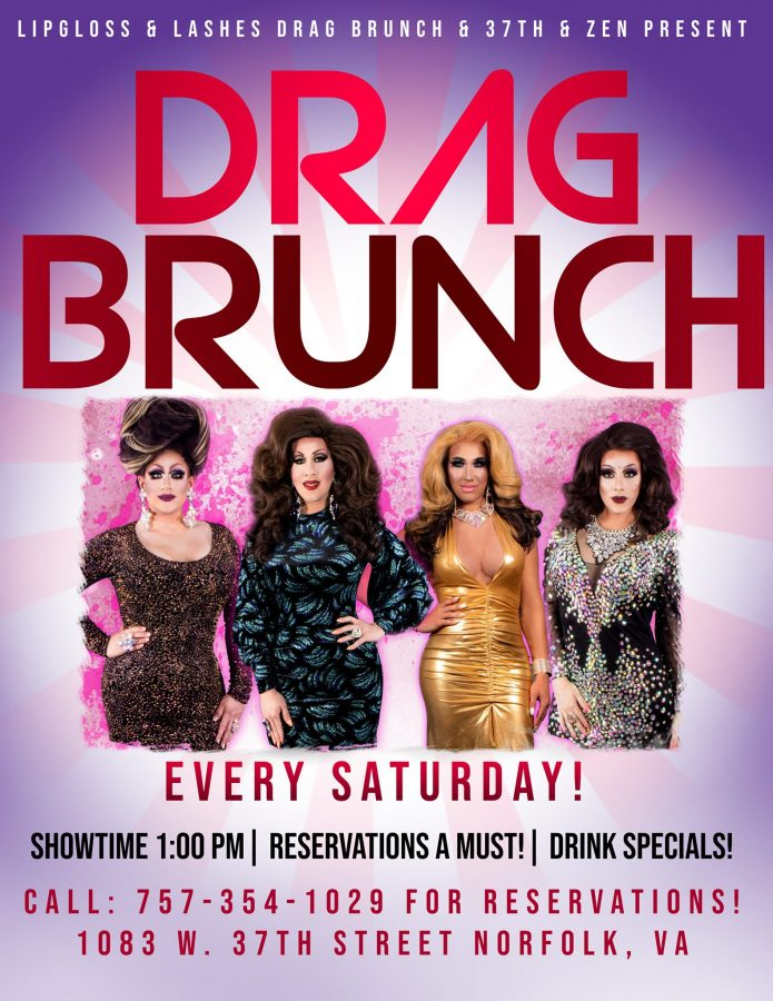 37th and zen drag brunch